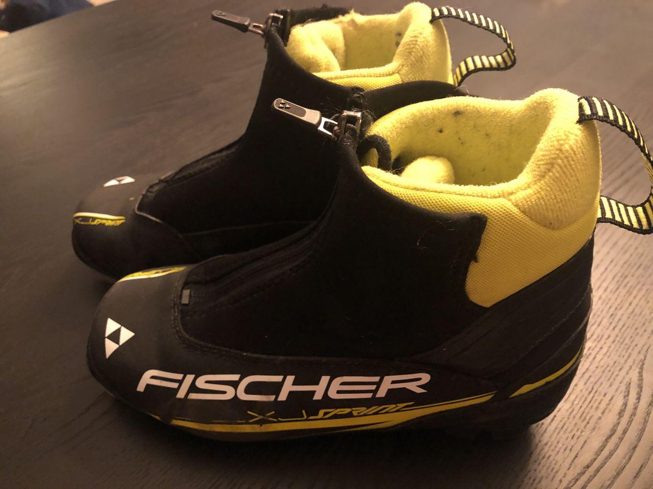 Fischer XJ sprint skisko | FINN.no