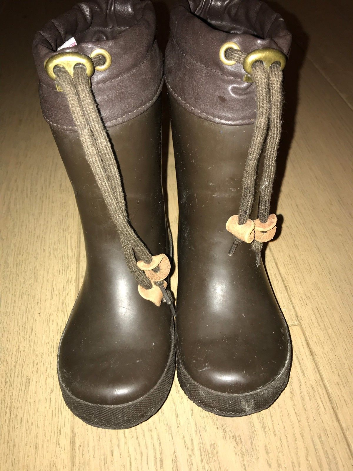 Bisgaard støvler med ullfor str 28 | FINN.no