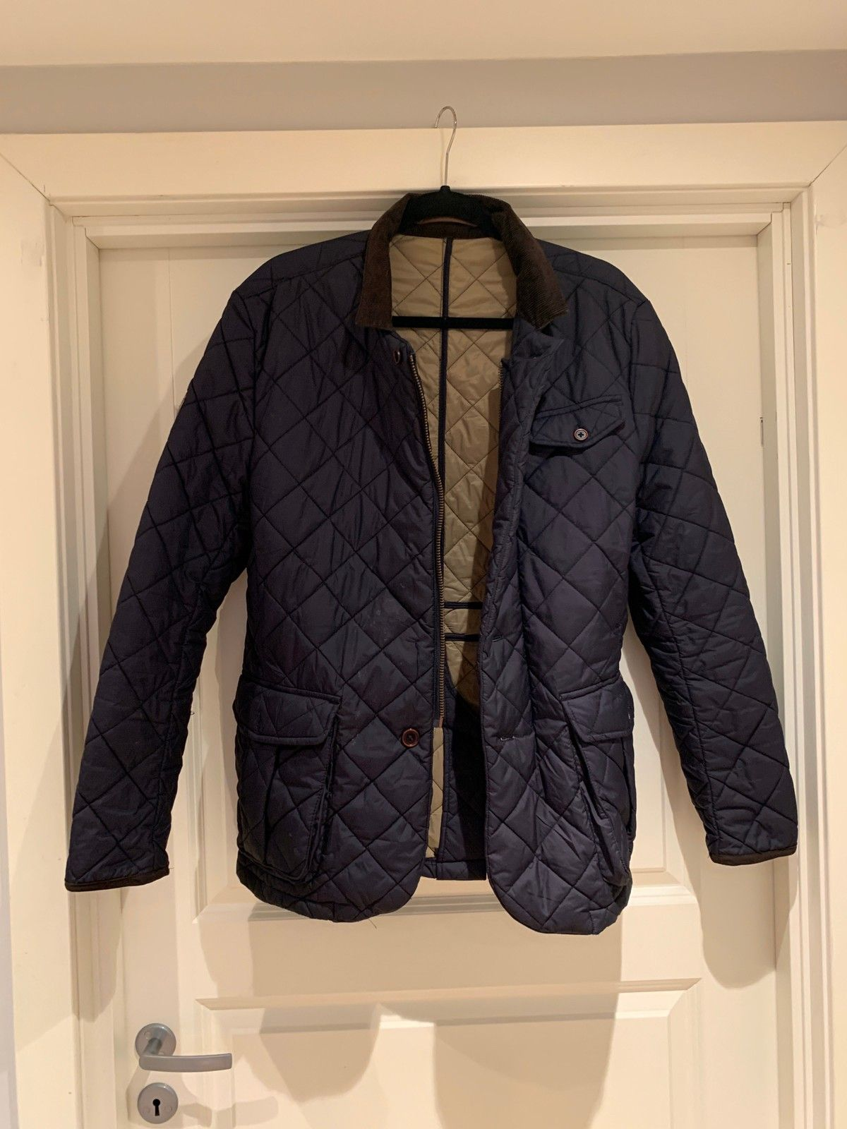 Nesten ubrukt l m c jakke selges Kjøpe, selge og utveksle