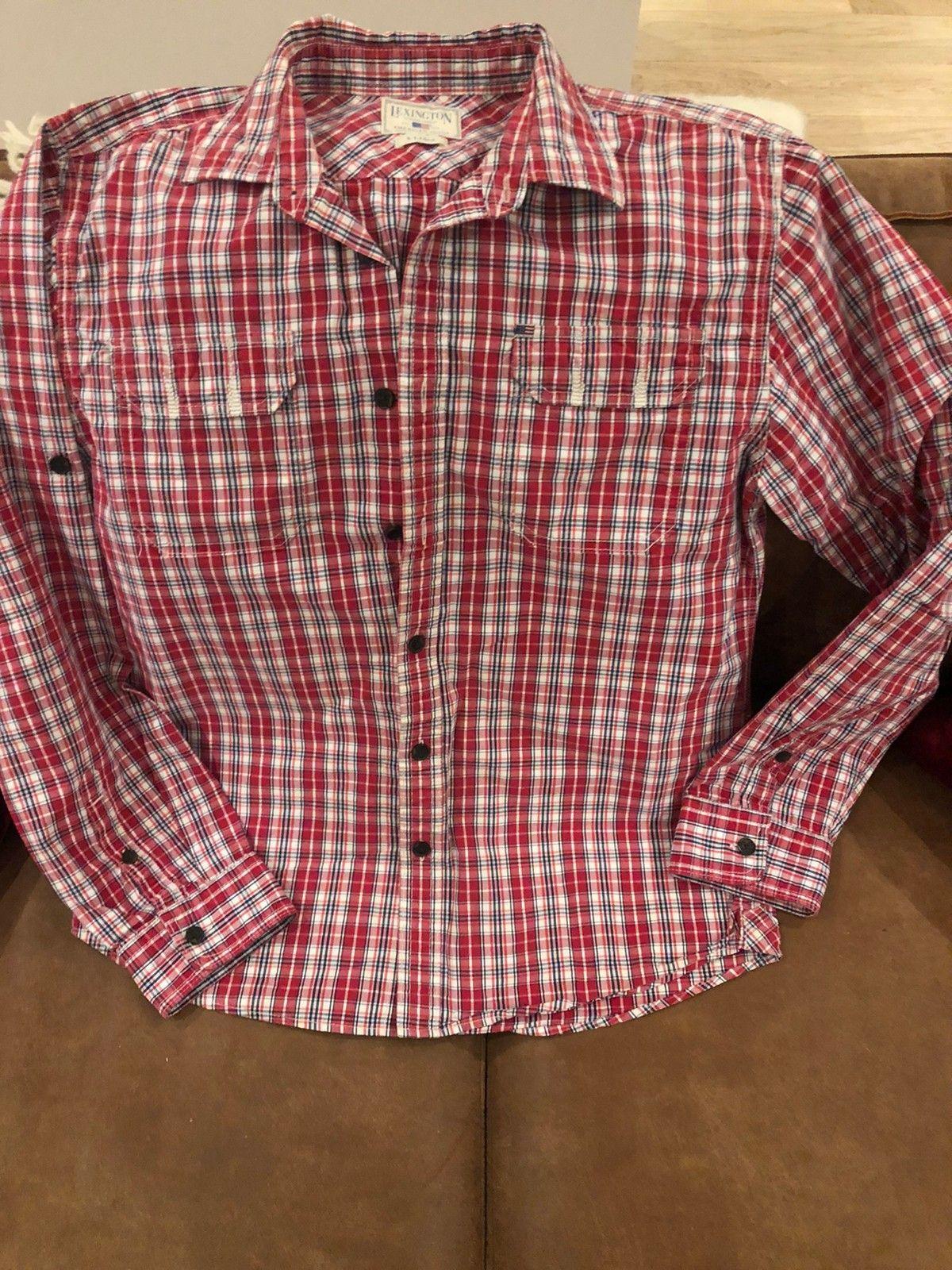 Lexington skjorte, dame | FINN.no