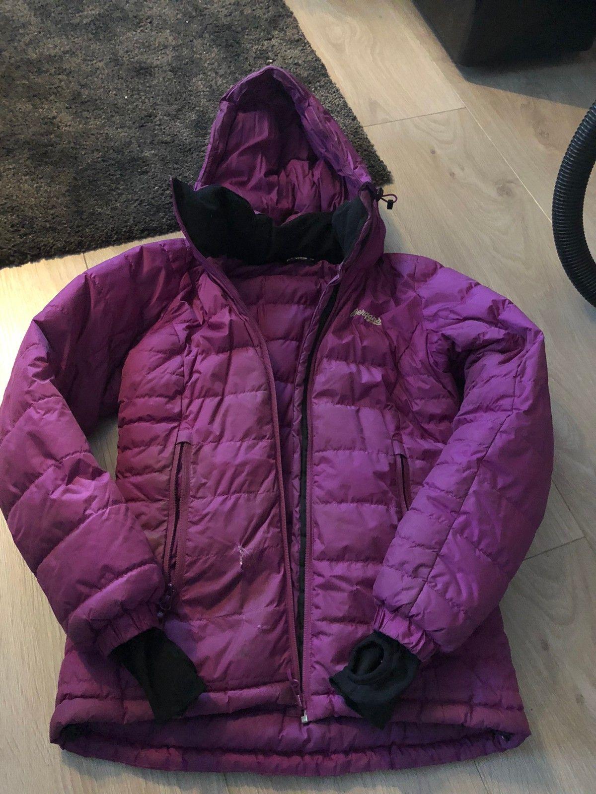 Lilla bergans dun jakke. | FINN.no