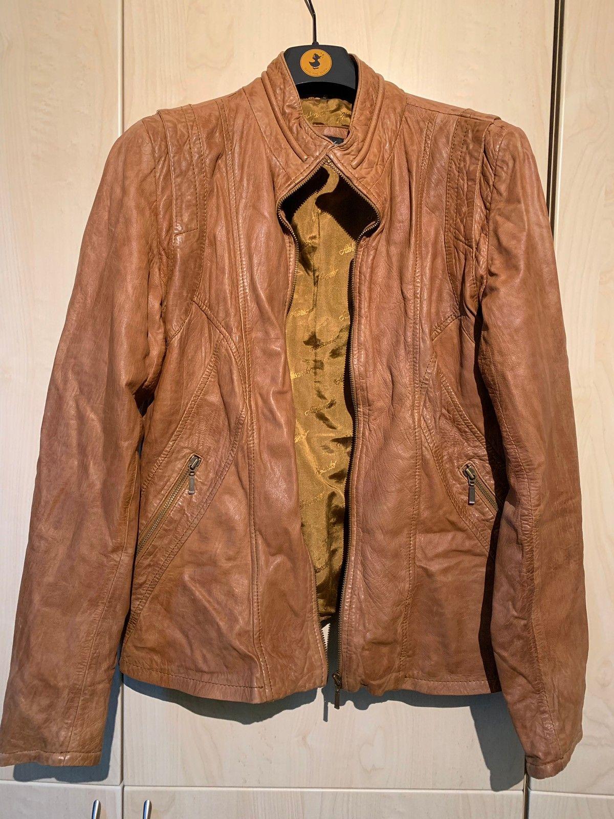 Skinn jakke Aleksander Signature | FINN.no