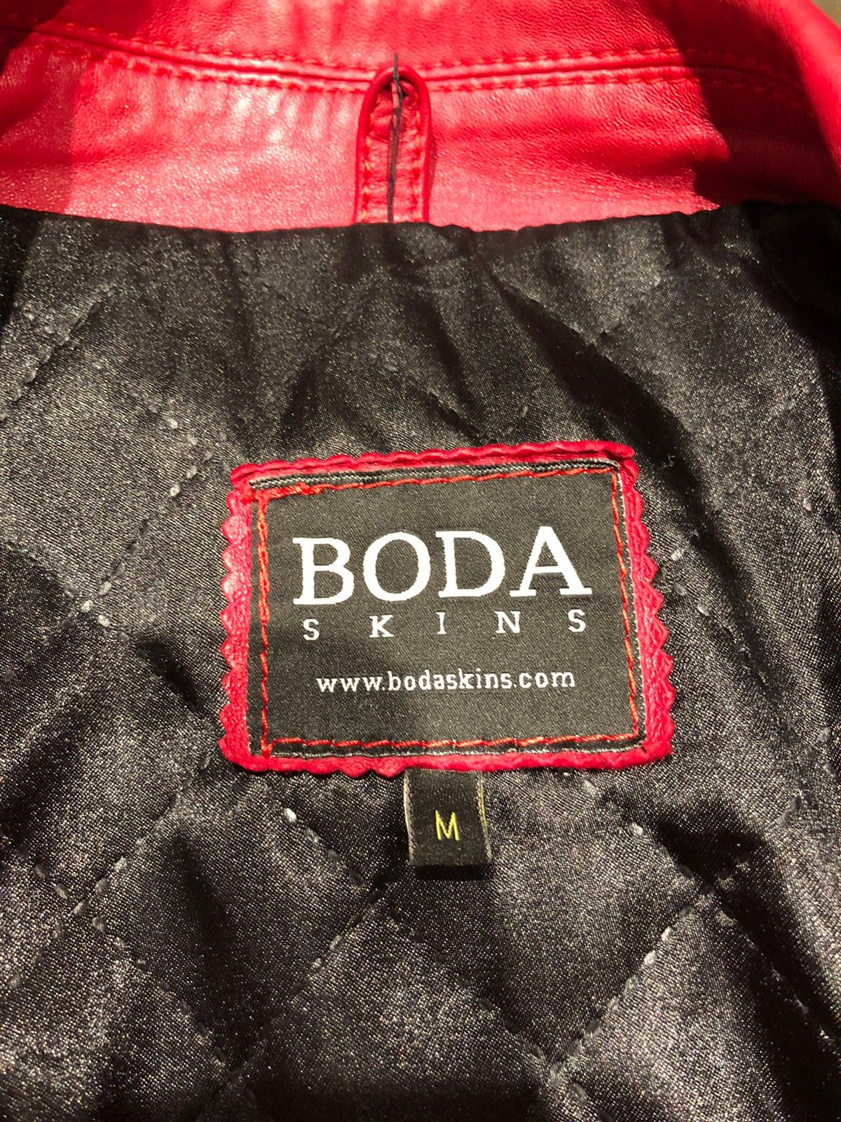 Red Leather Jacket Png Pic Red Leather Jacket Boda Skins