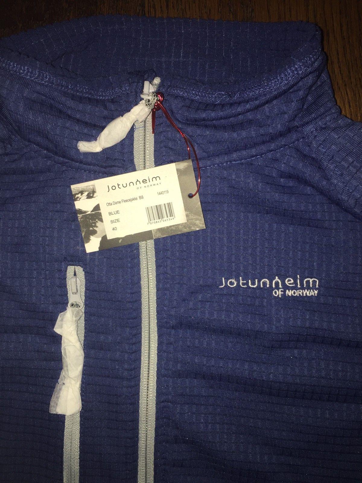 Fleecejakke fra Jotunheim | FINN.no