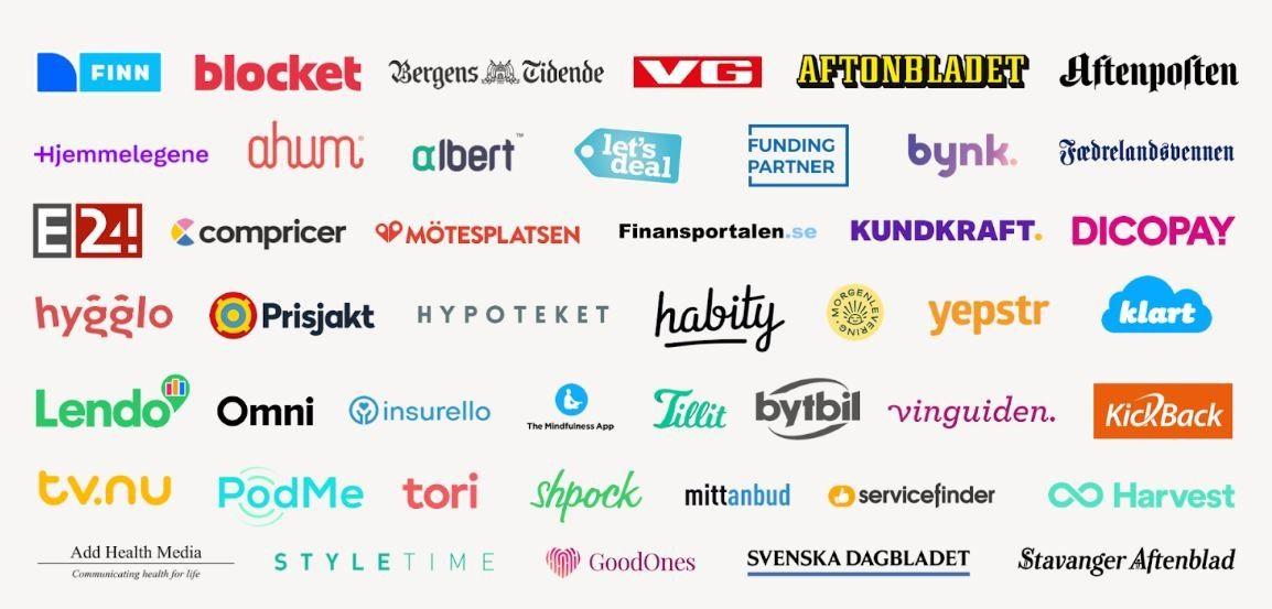 Company branding