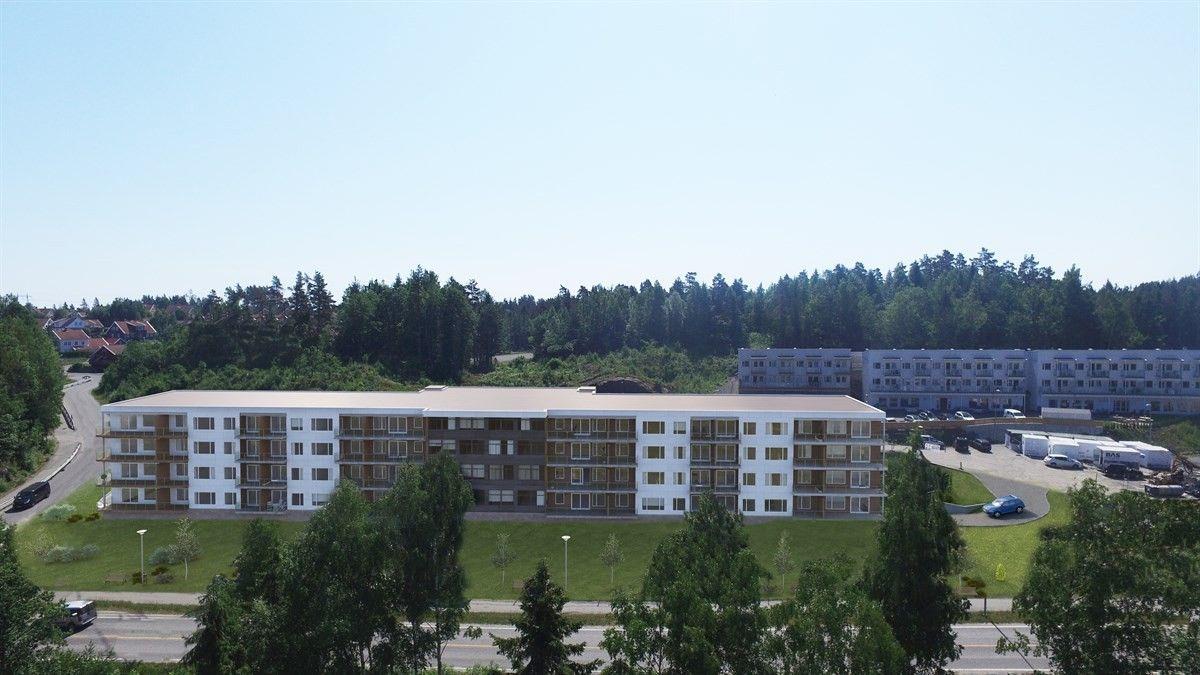 Romstølen Park 2 / Moldfaret 2, Arendal | Sørmegleren