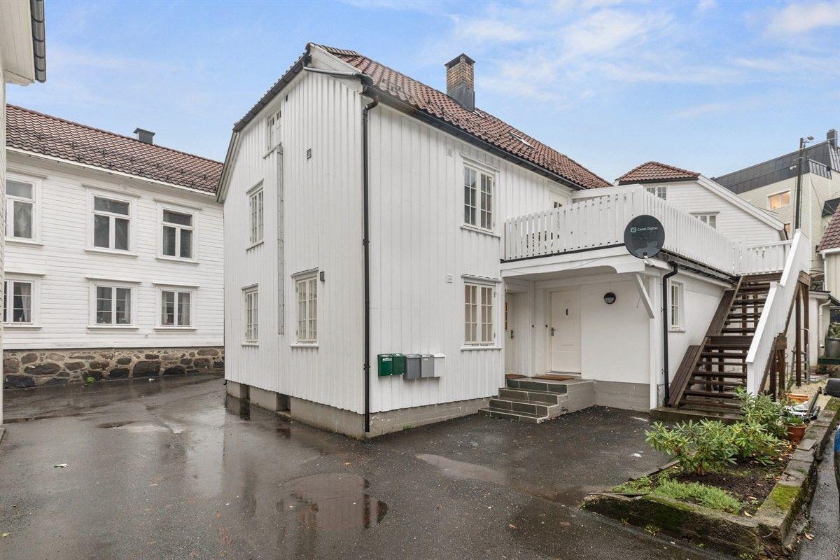 Grensen 4, Arendal | Sørmegleren