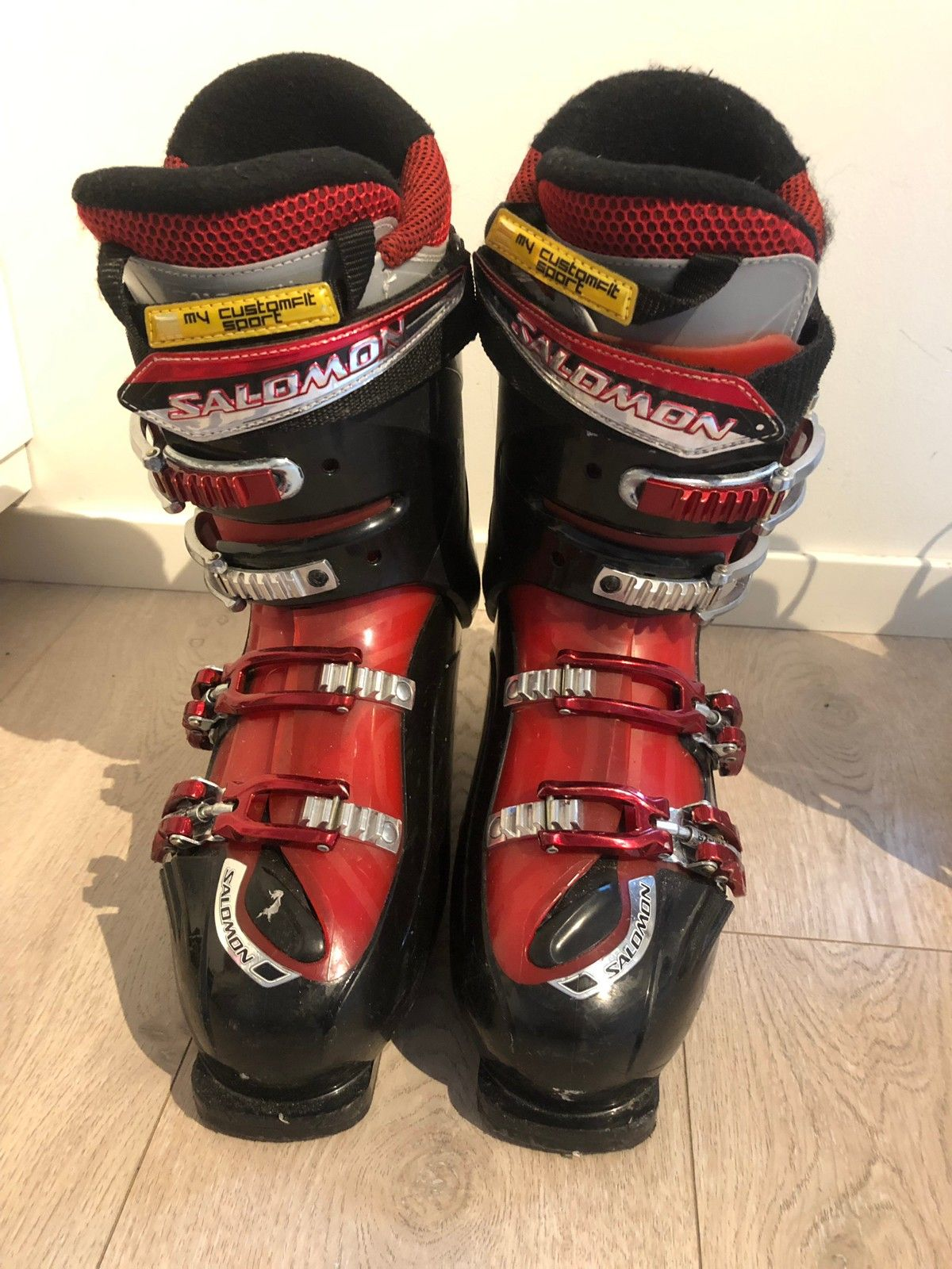 Salomon Mission RS7 Alpinstøvler str. 43 RESERVERT UT