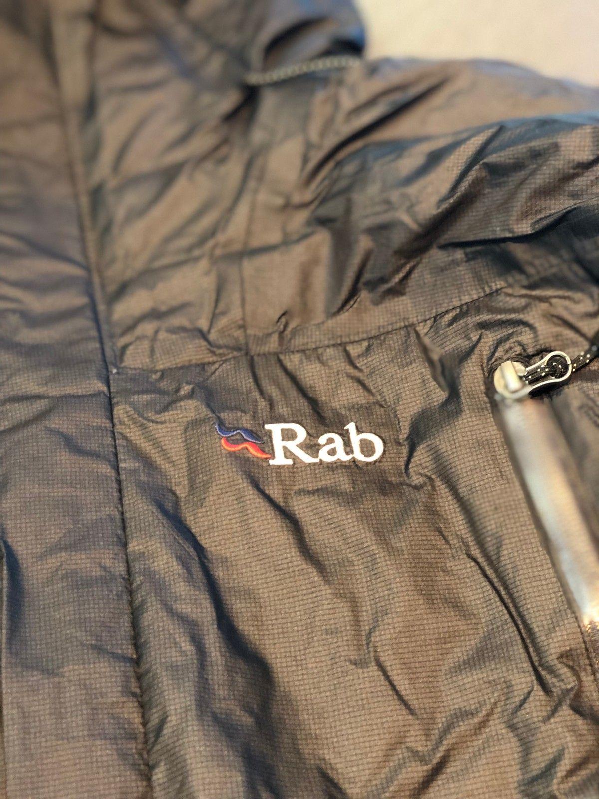 92387ea3 RAB Microlight Alpine jakke str S unisex modell | FINN.no