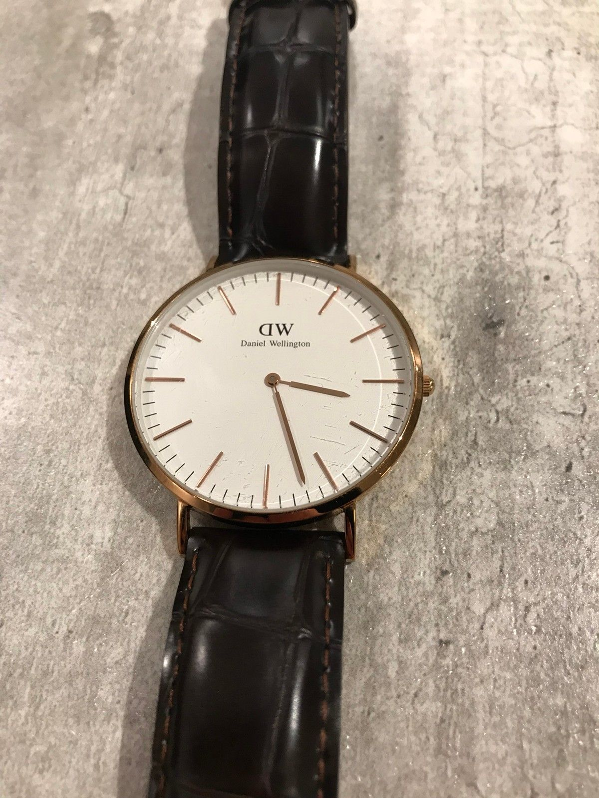daniel wellington klokke billig