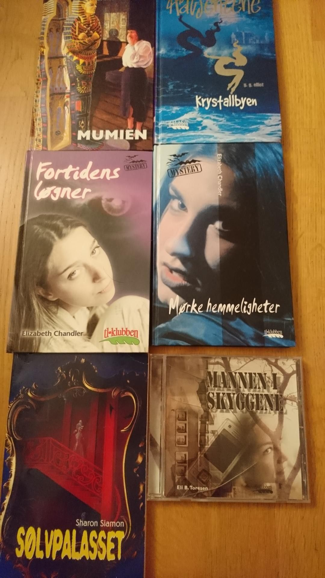Herlig HEST Bøker | FINN.no UI-62