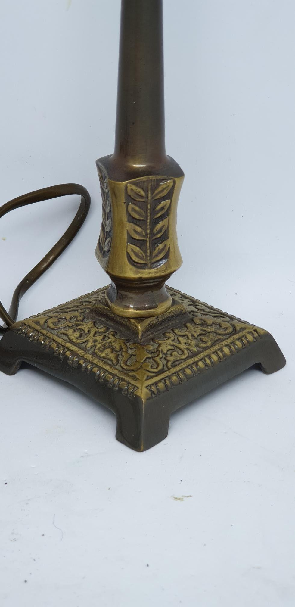 VINTAGE MESSING LAMPE FRA KURANT NORGE | FINN.no