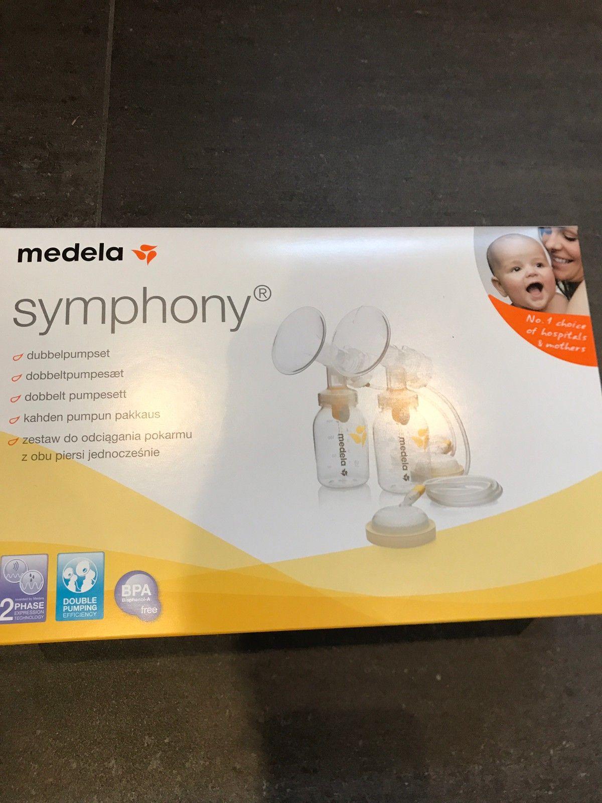 Medela symphony pumpesett  065d667efe660