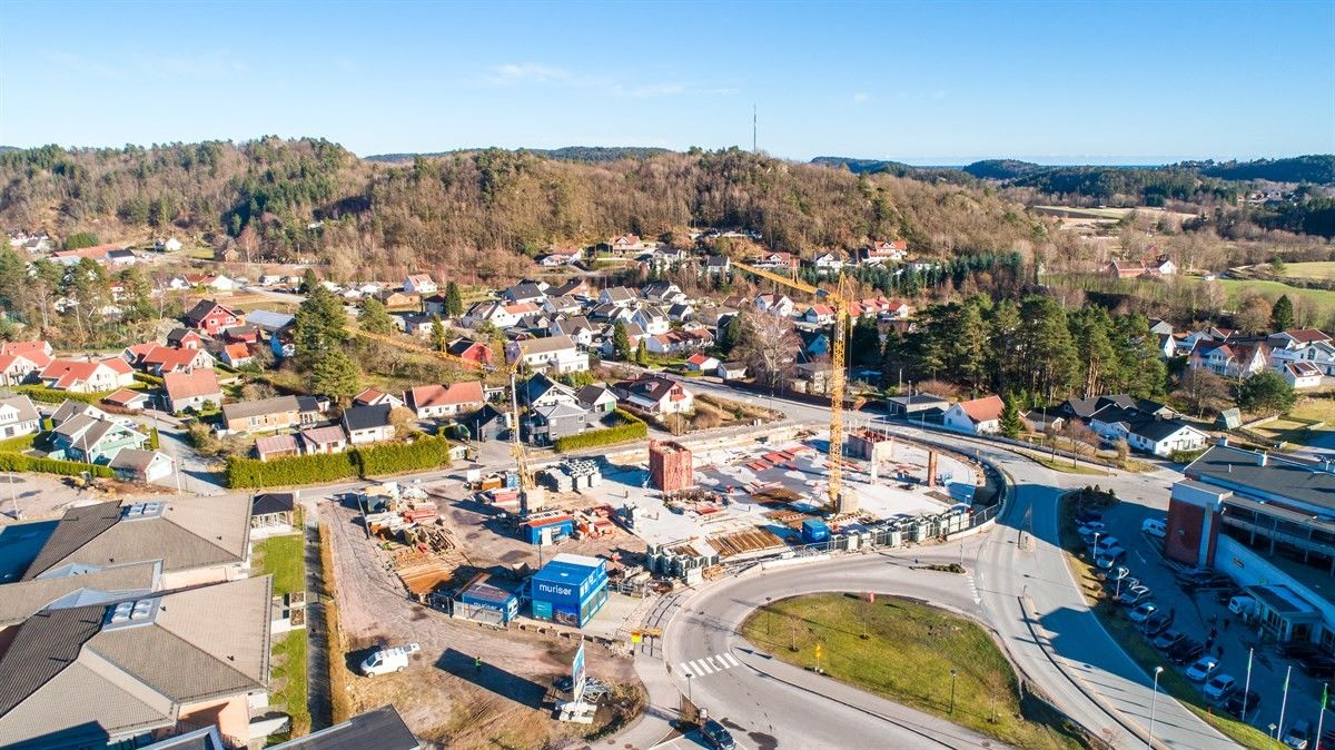 Tangvall Park, Søgne | Sørmegleren