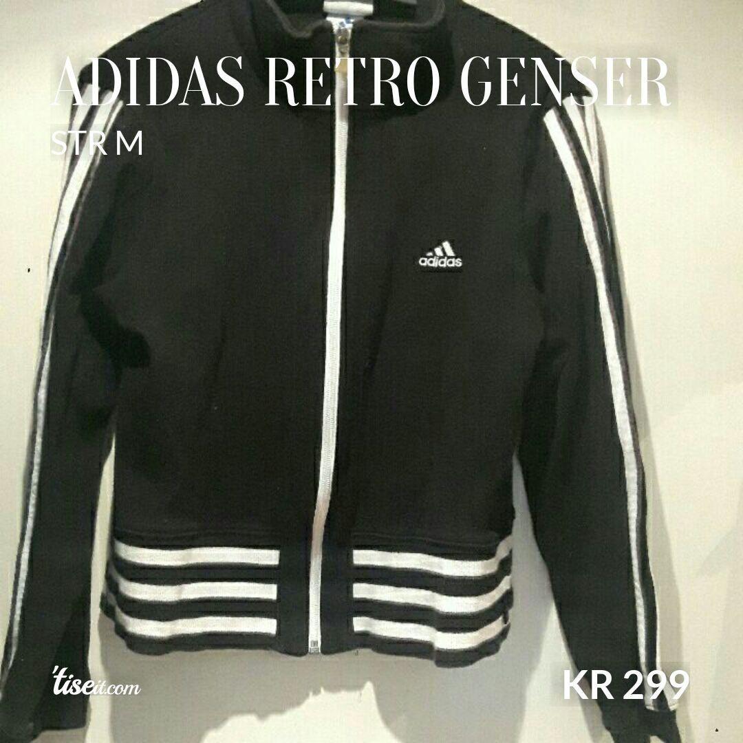 Adidas retro genser fra 90 tallet | FINN.no