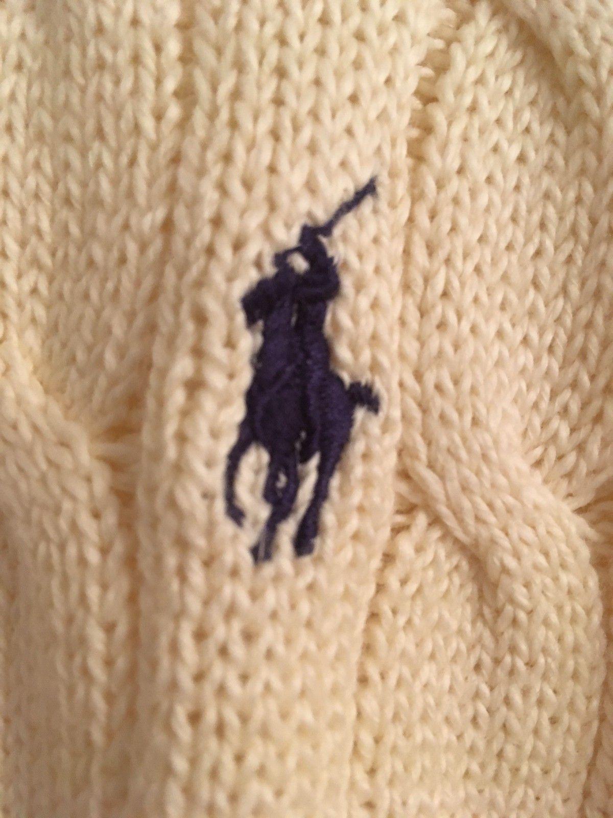 51ba8eafe Polo Ralph Lauren finstrikket genser til herre | FINN.no