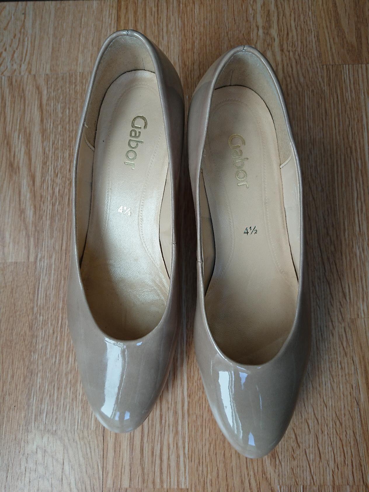 Gabor sko ubrukt størrelse 5 (38) | FINN.no