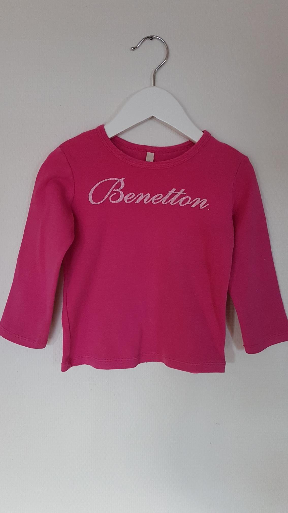 Benetton genser str M | FINN.no