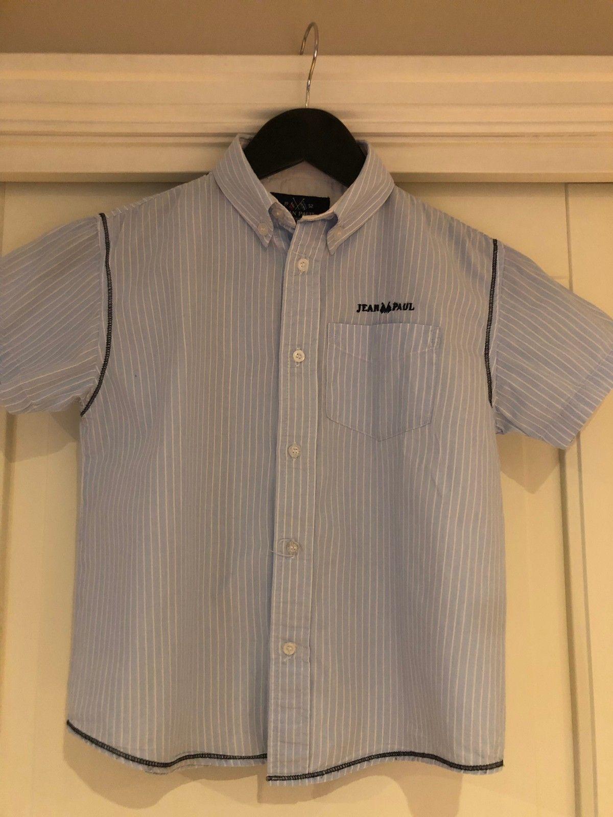 333efd0d Kortermet skjorte Jean Paul | FINN.no