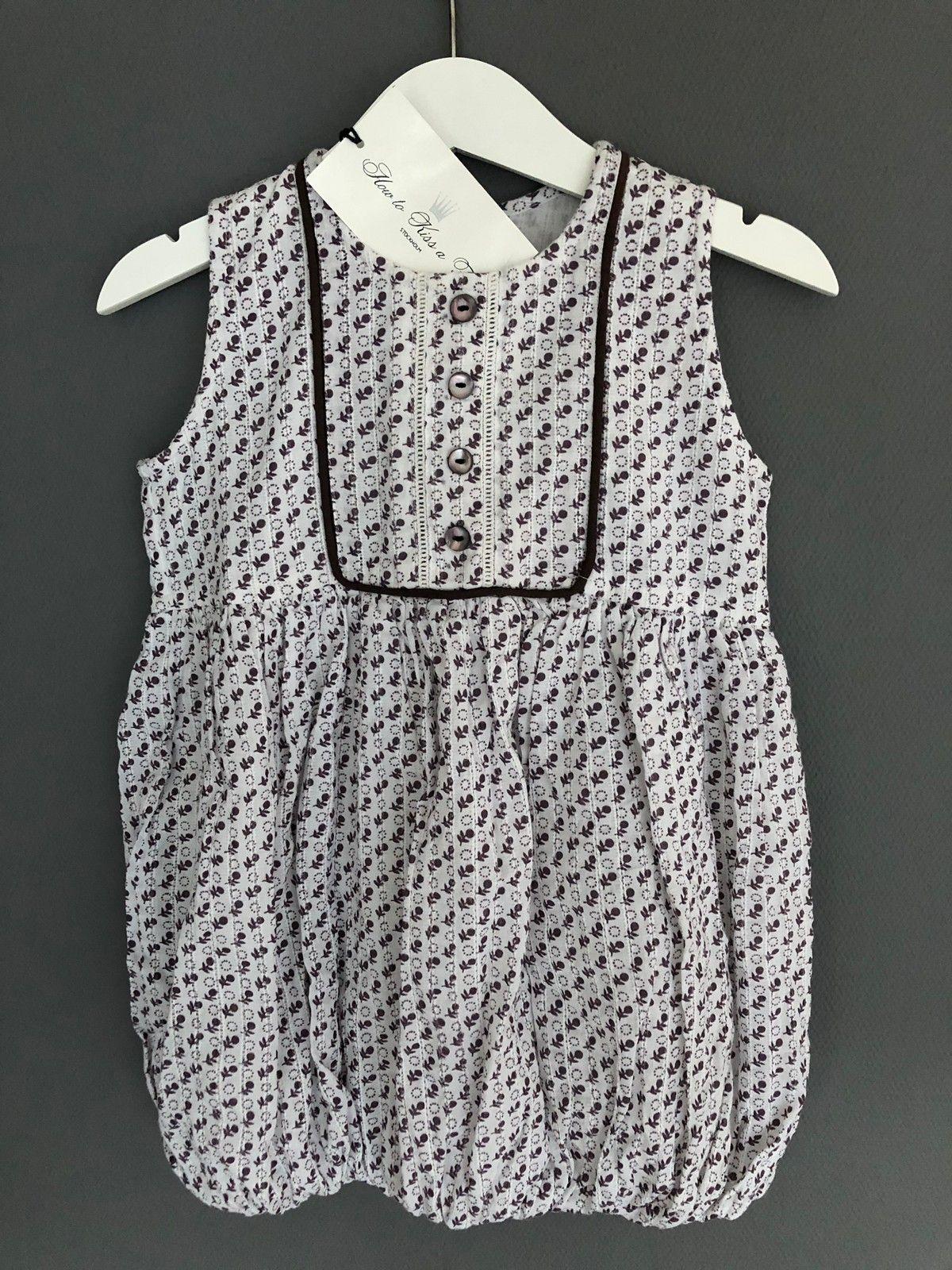 c0f03c46 Helt ny kjole fra How to Kiss a Frog i str. 2 år. Selges for 200,- (1/3)