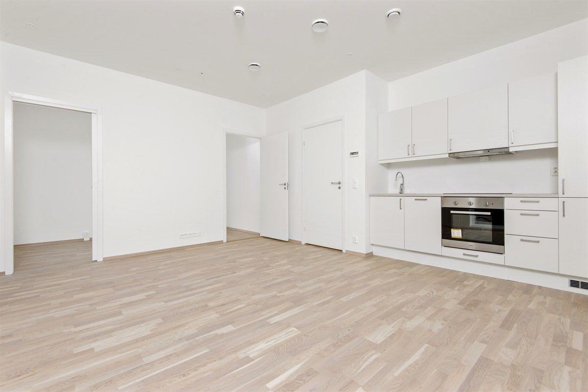 Leilegheit 45, stove og kjøken, 22 m²