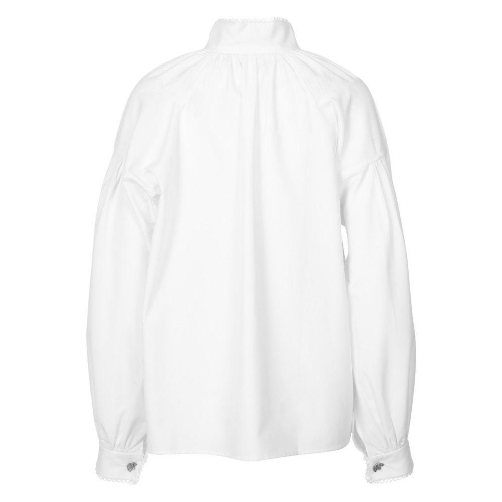 bunad skjorte stoff