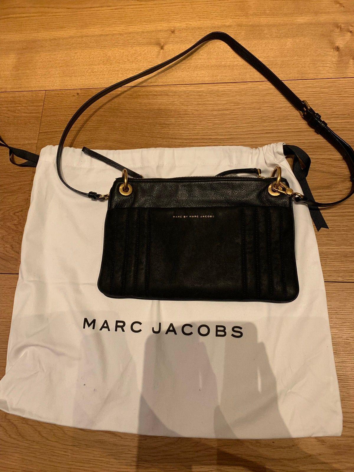 Marc Jacobs veske, rød | FINN.no