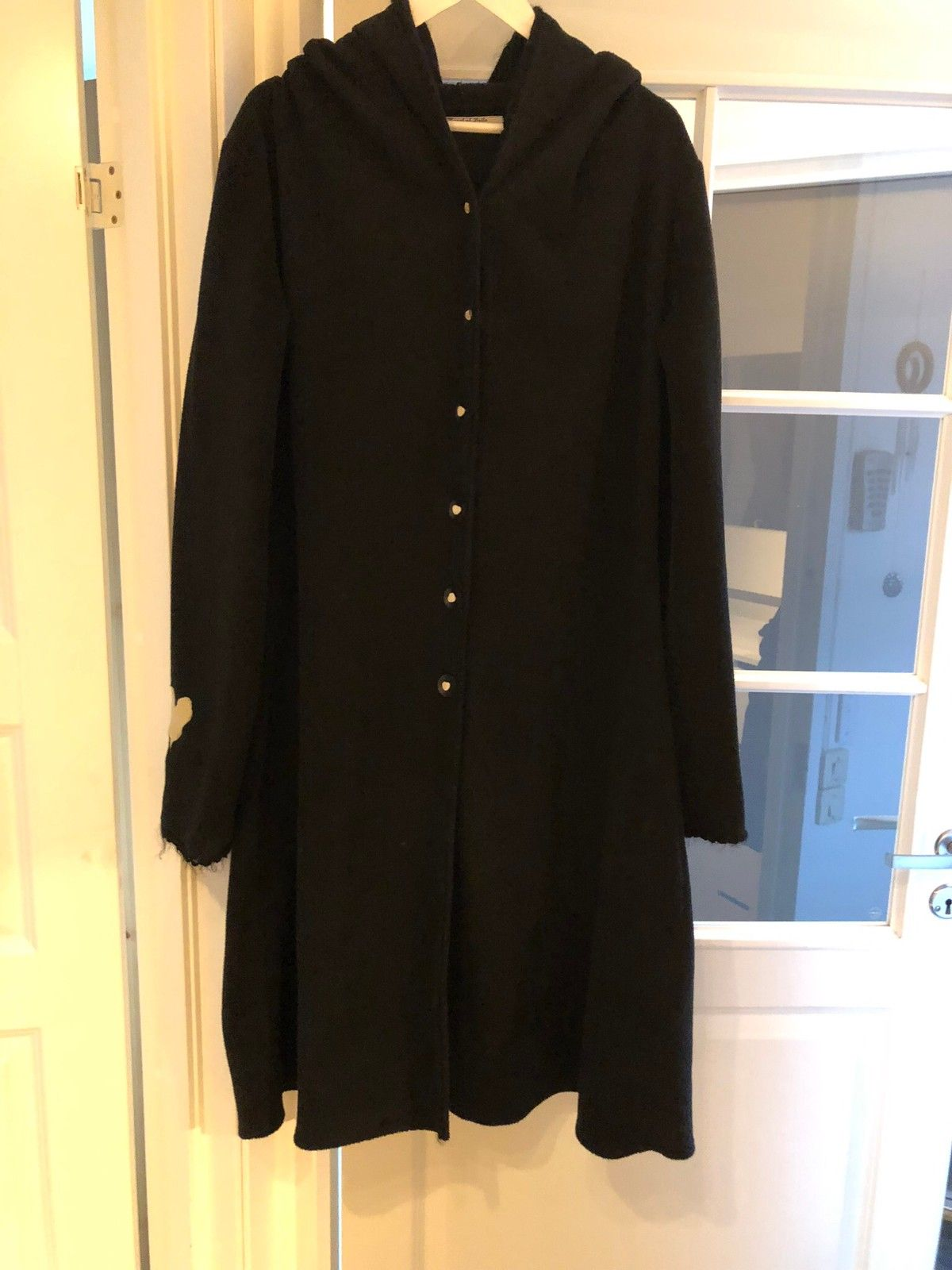 f3dfc65c Nydelig kåpe i sort fleece | FINN.no