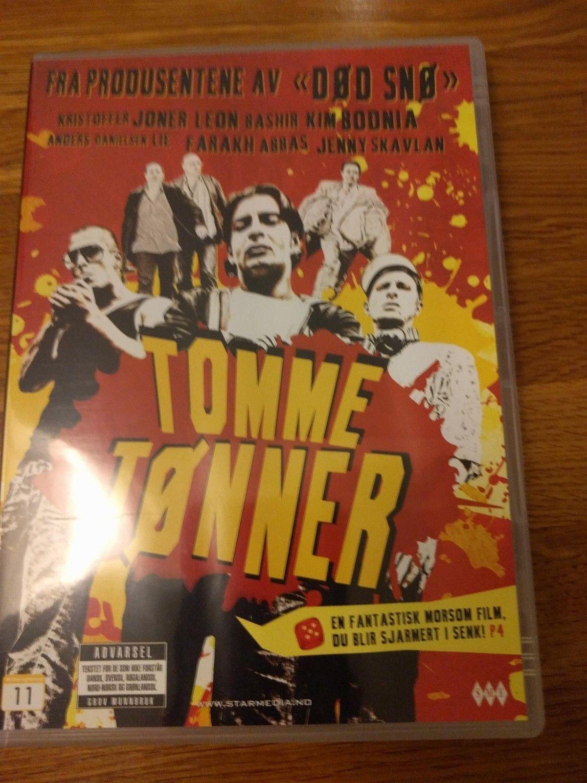 Splinternye Tomme Tønner (DVD) | FINN.no SV-27