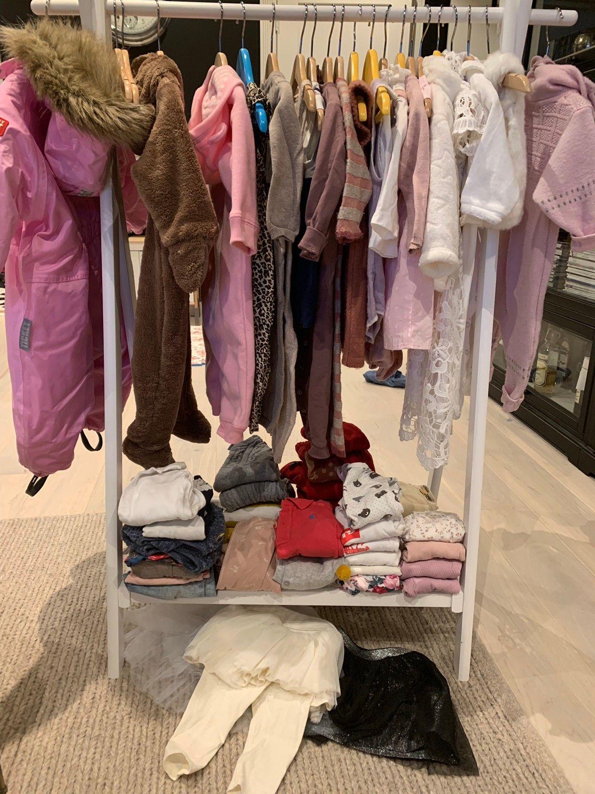 19fbd420 Masse klær jente 68-74 selges rimelig! Merker! | FINN.no
