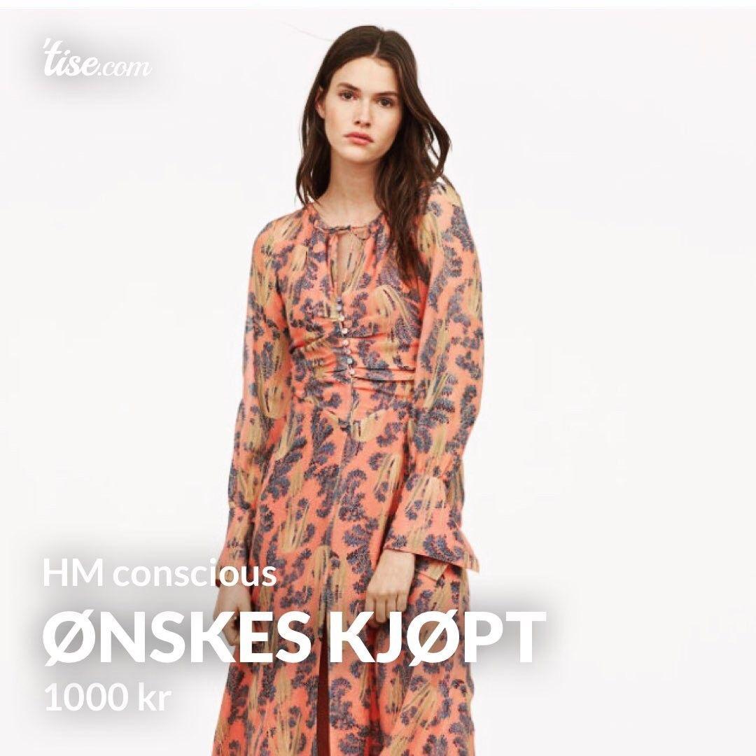 Kjole fra HM ønskes kjøpt | FINN.no