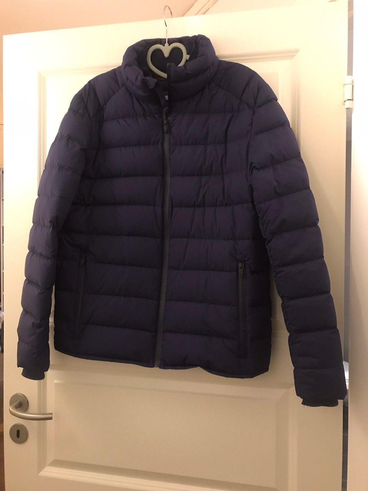 2f8f68e7 Blå, tynn, dunjakke fra Zara Man selges, ubrukt | FINN.no