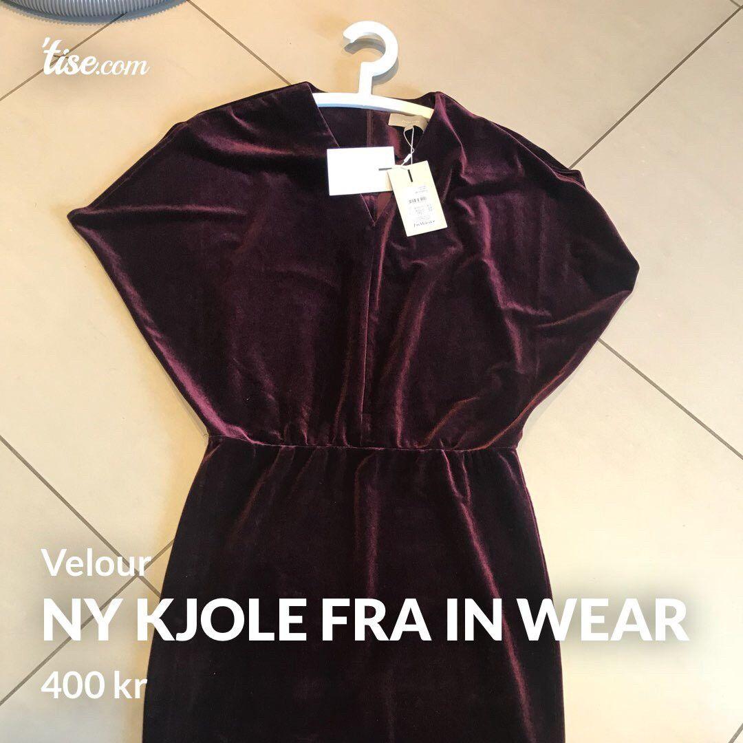 7c67da89 In Wear kjole str 38. Ny med merkelapp | FINN.no