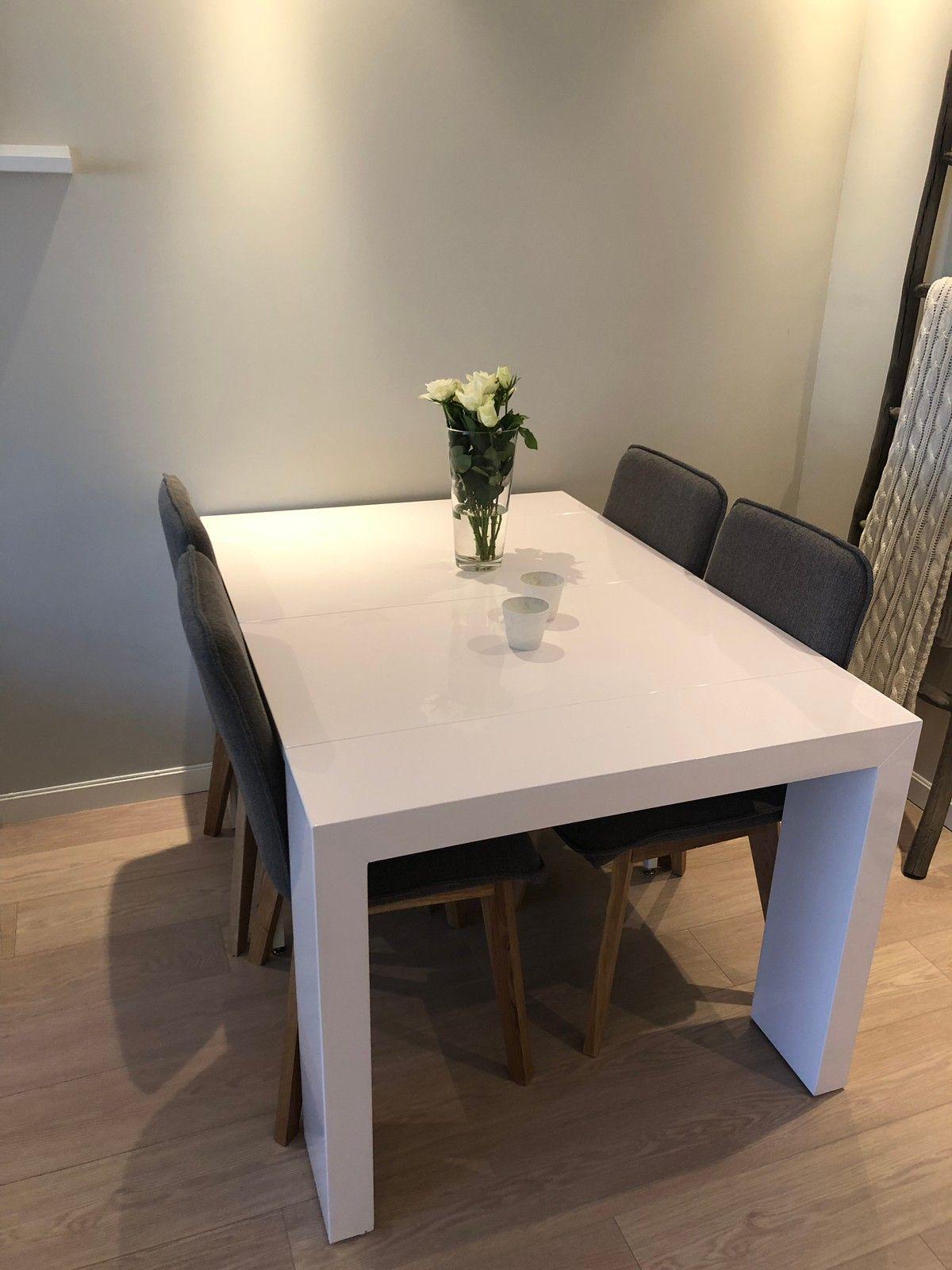 Kæmpestor NY PRIS!!Smart Spisebord med mange muligheter | FINN.no LZ58
