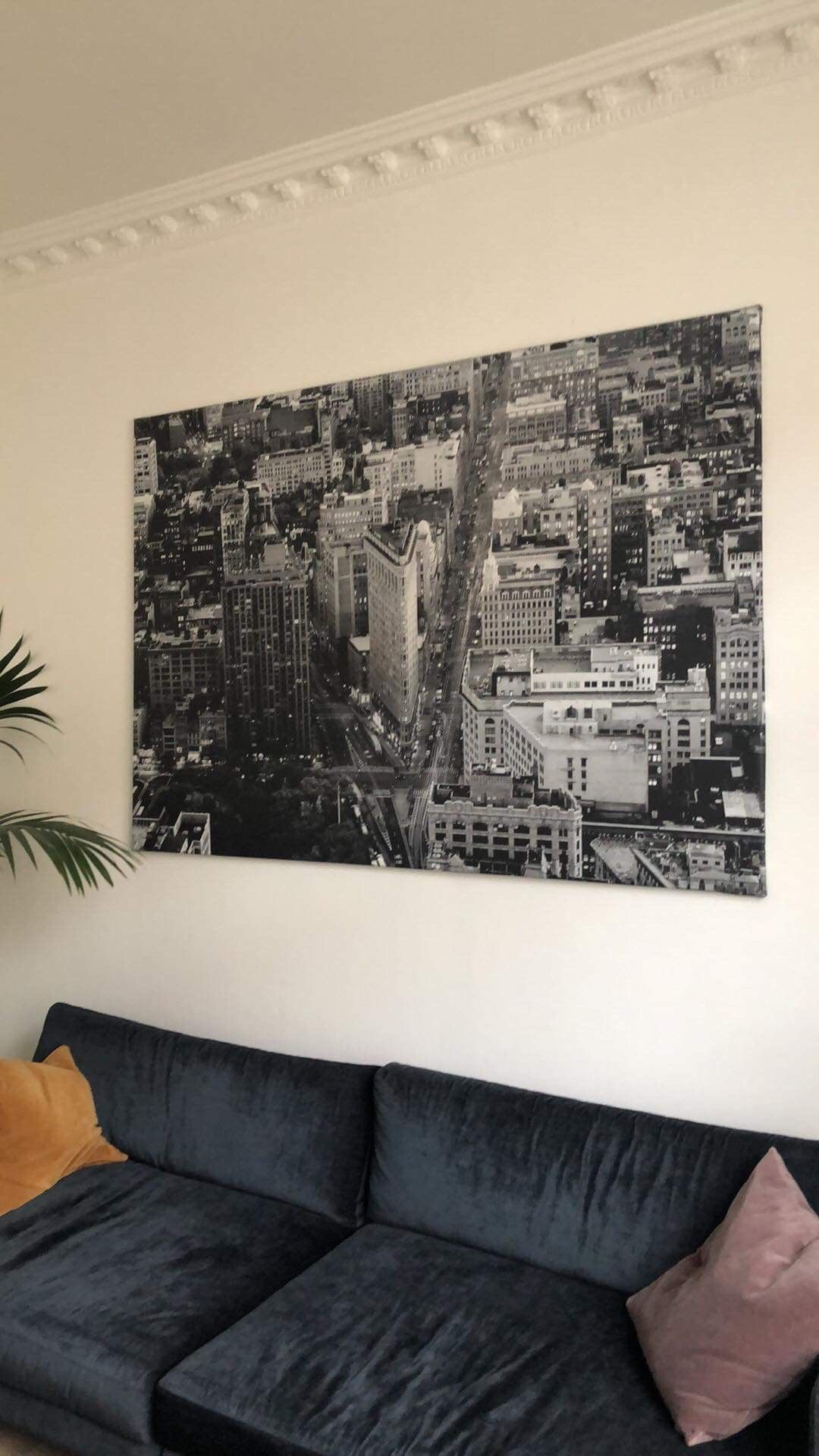 Alvorlig Stort bilde av New York | FINN.no ZR-85