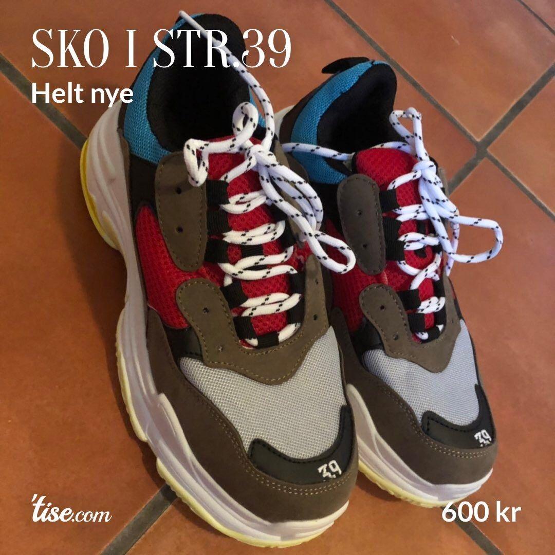 Helt nye sko | FINN.no