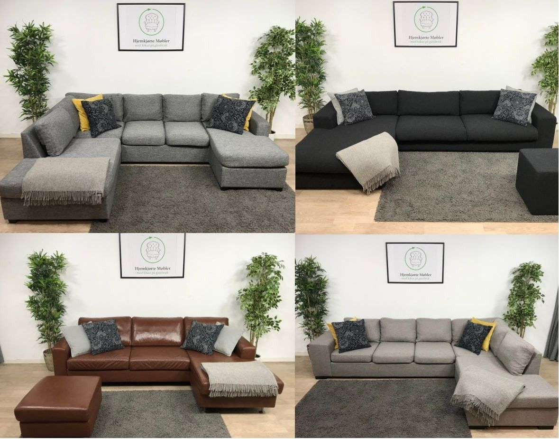 Seriøst 30 ulike nyrensede sofaer - Haslevollen 3 - Tlf 94097578 | FINN.no CX-55