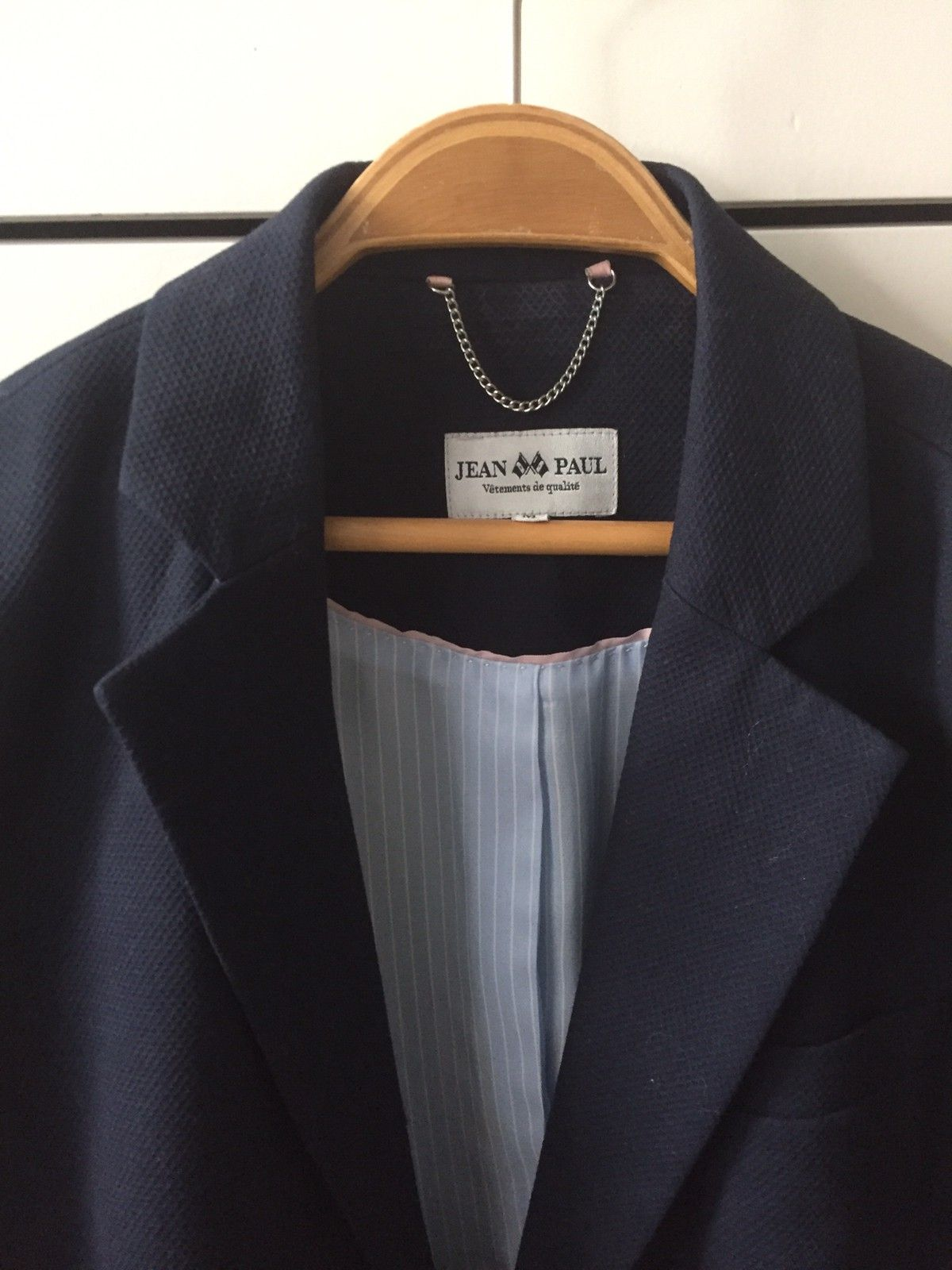6be5f58f Jean Paul dressjakke - marineblå str M | FINN.no