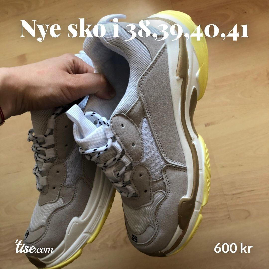 Nye sko | FINN.no