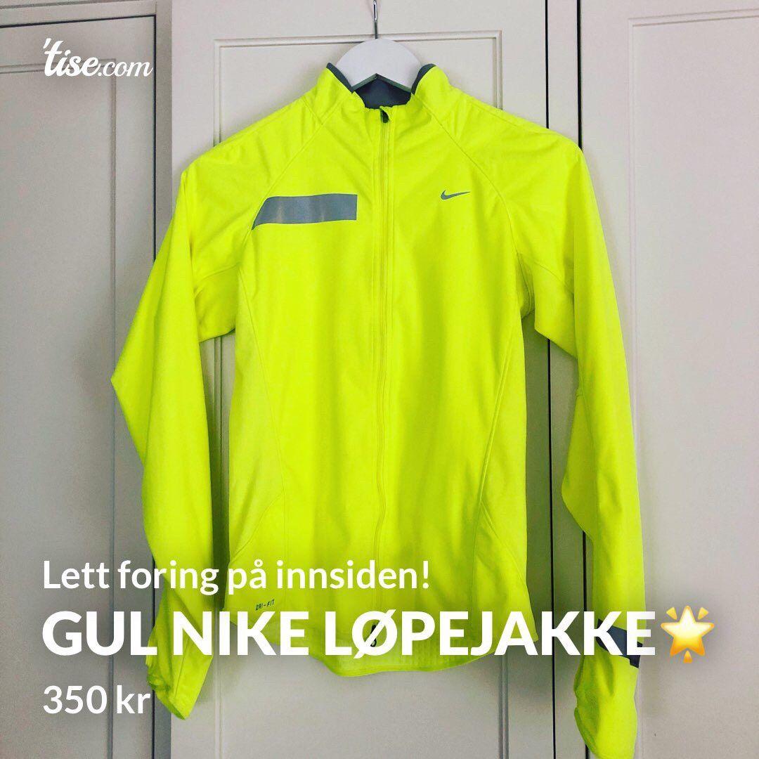 9d45339d Nike løpejakke | FINN.no