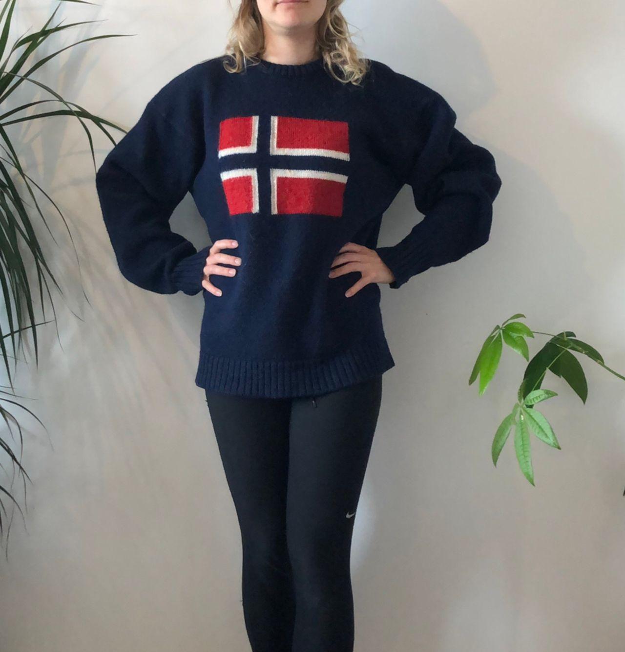 secondhand genser norsk