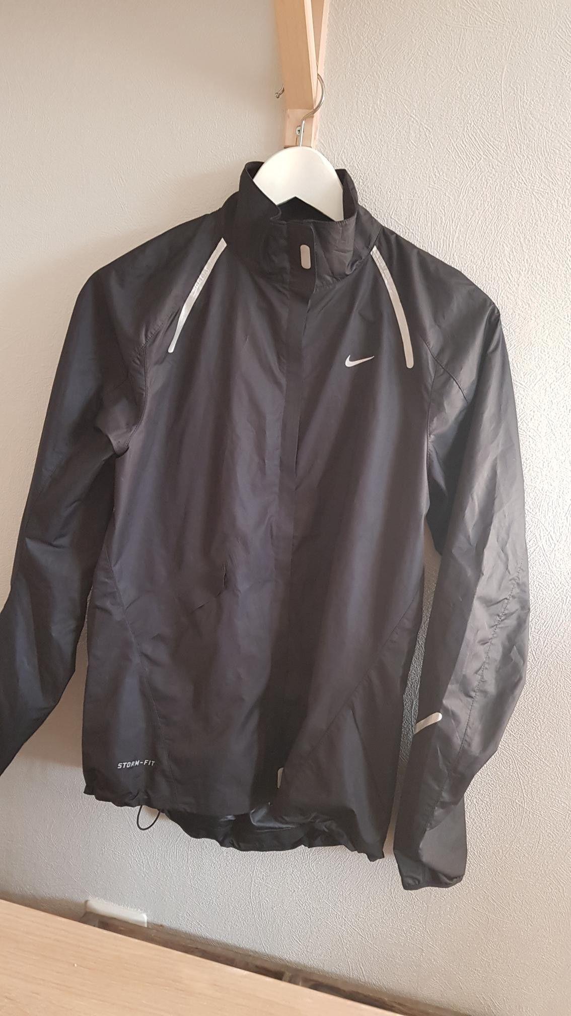 b54b56c9 Nike stormfit løpejakke str S | FINN.no