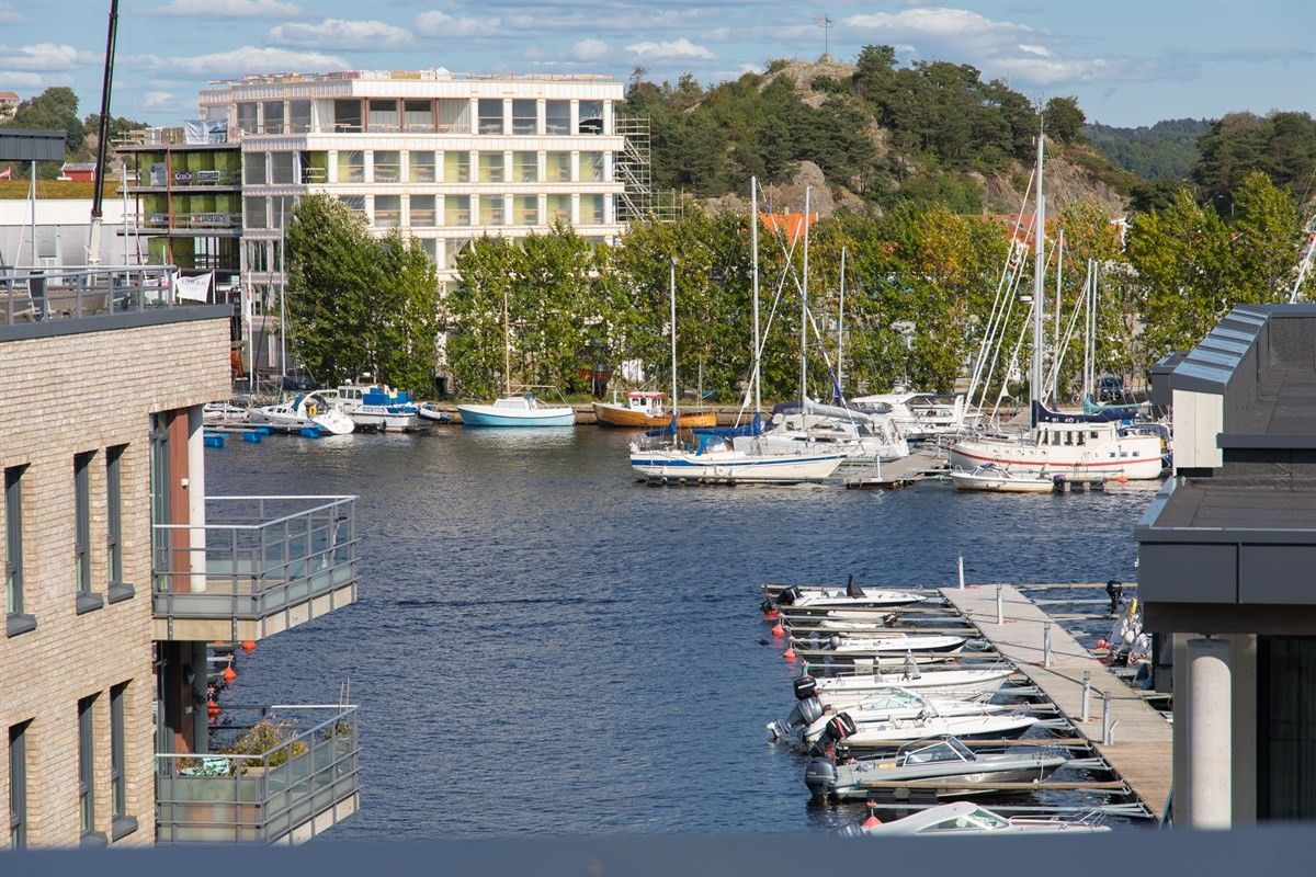 Marnar Brygge, Kastellgata 36. Leil. 4.1, Lindesnes | Sørmegleren