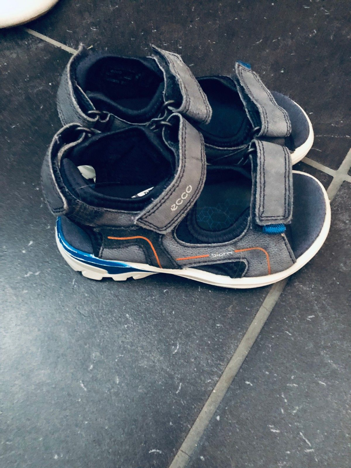 880e76a631a Ecco sandaler i str 24   FINN.no