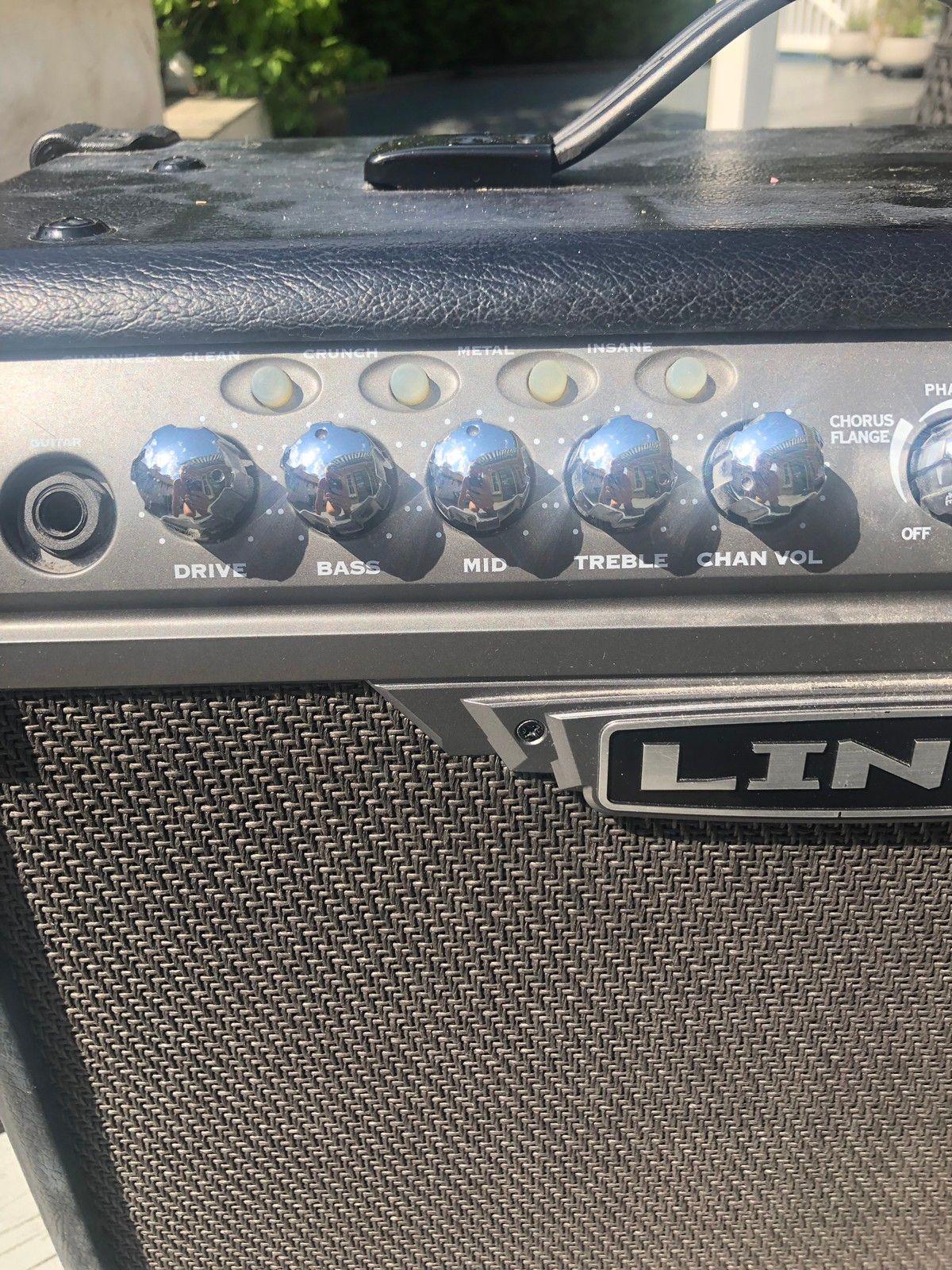 Line 6 spider 3 30 watts amp! | FINN no