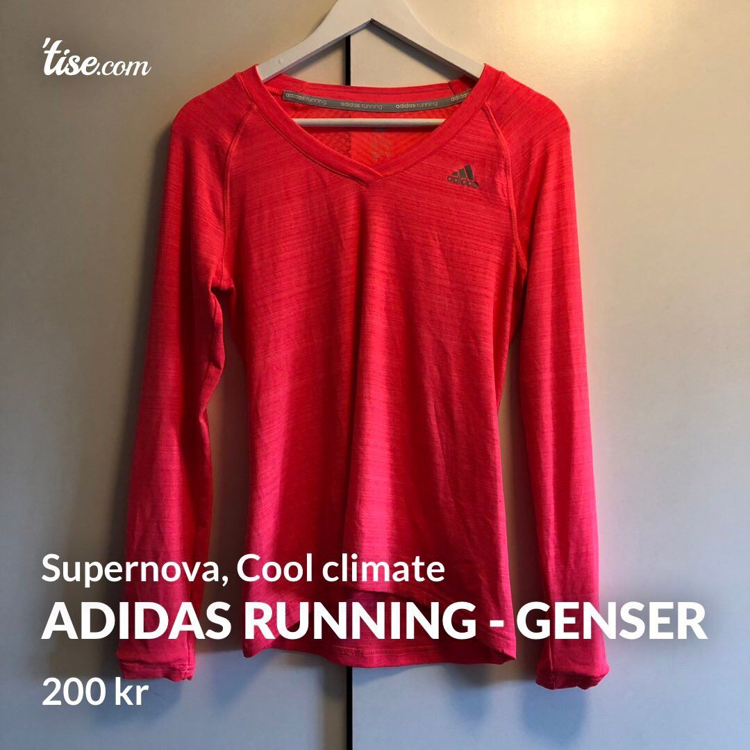 Adidas Running Supernova Cool Climate | FINN.no