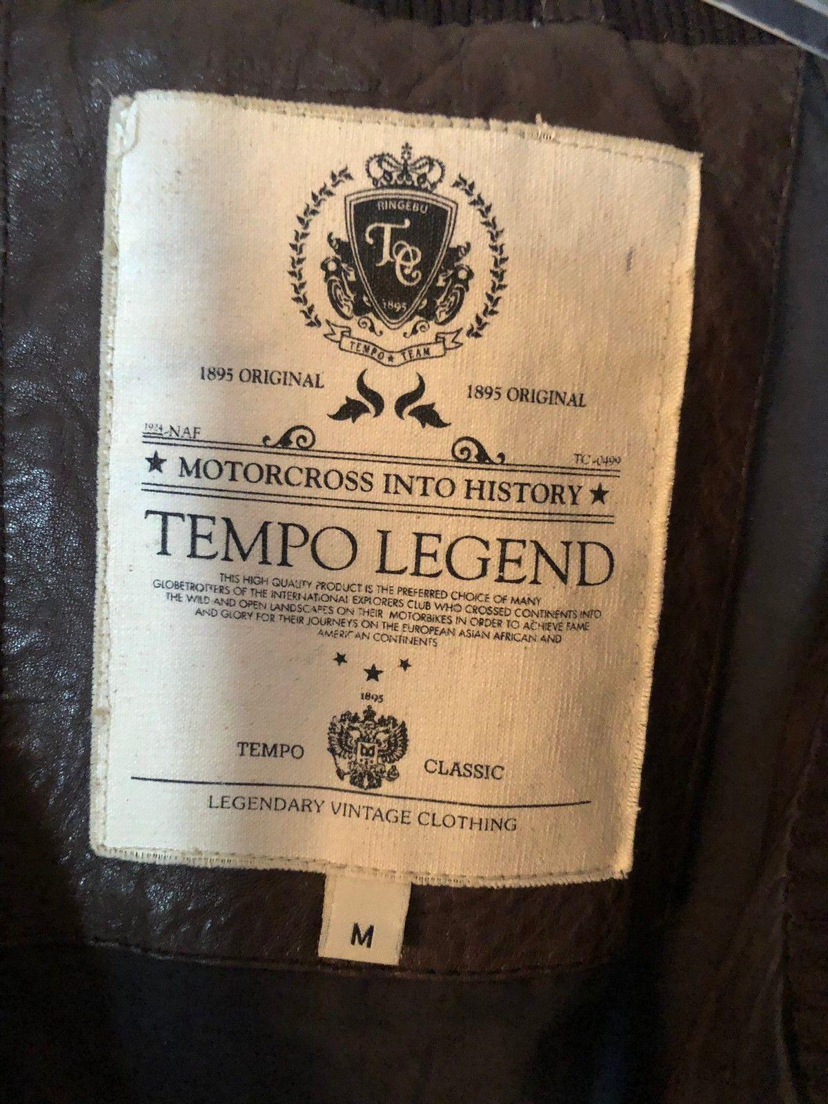 TEMPO LEGEND skinnjakke str M | FINN.no