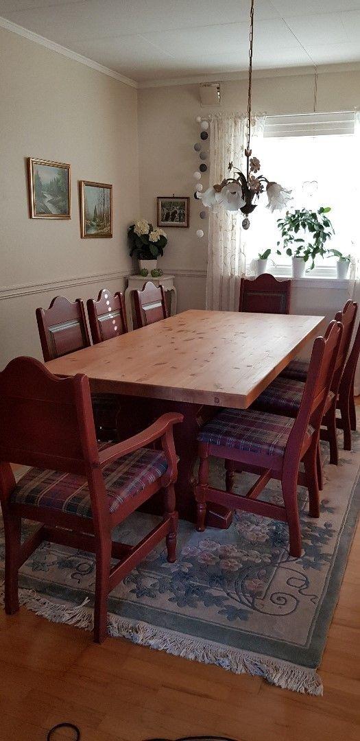 Brukt To rosa stoler til salgs i Oslo letgo