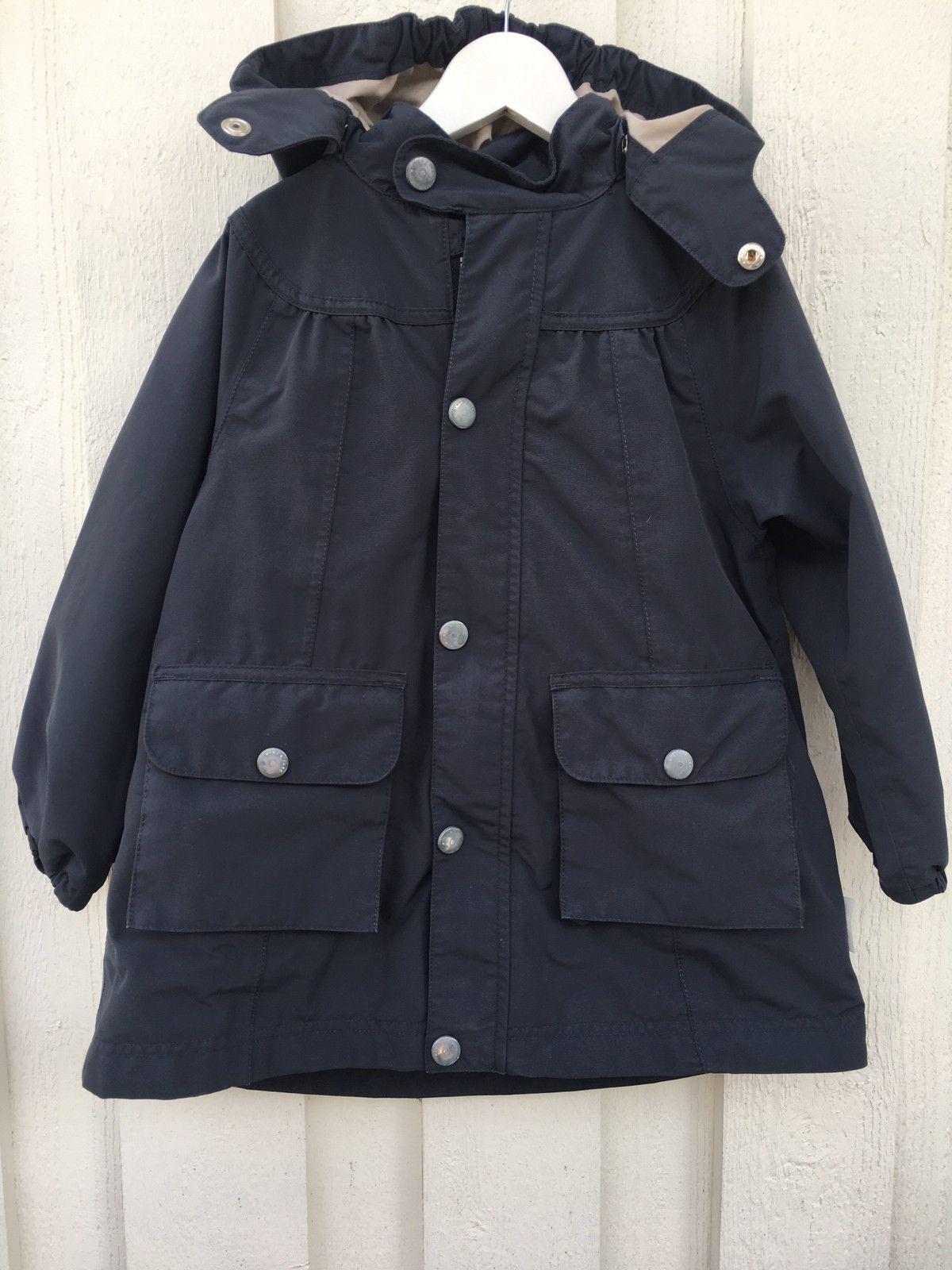 Mini A Ture Wilda jakke, vår høstjakke. Størrelse 5 år