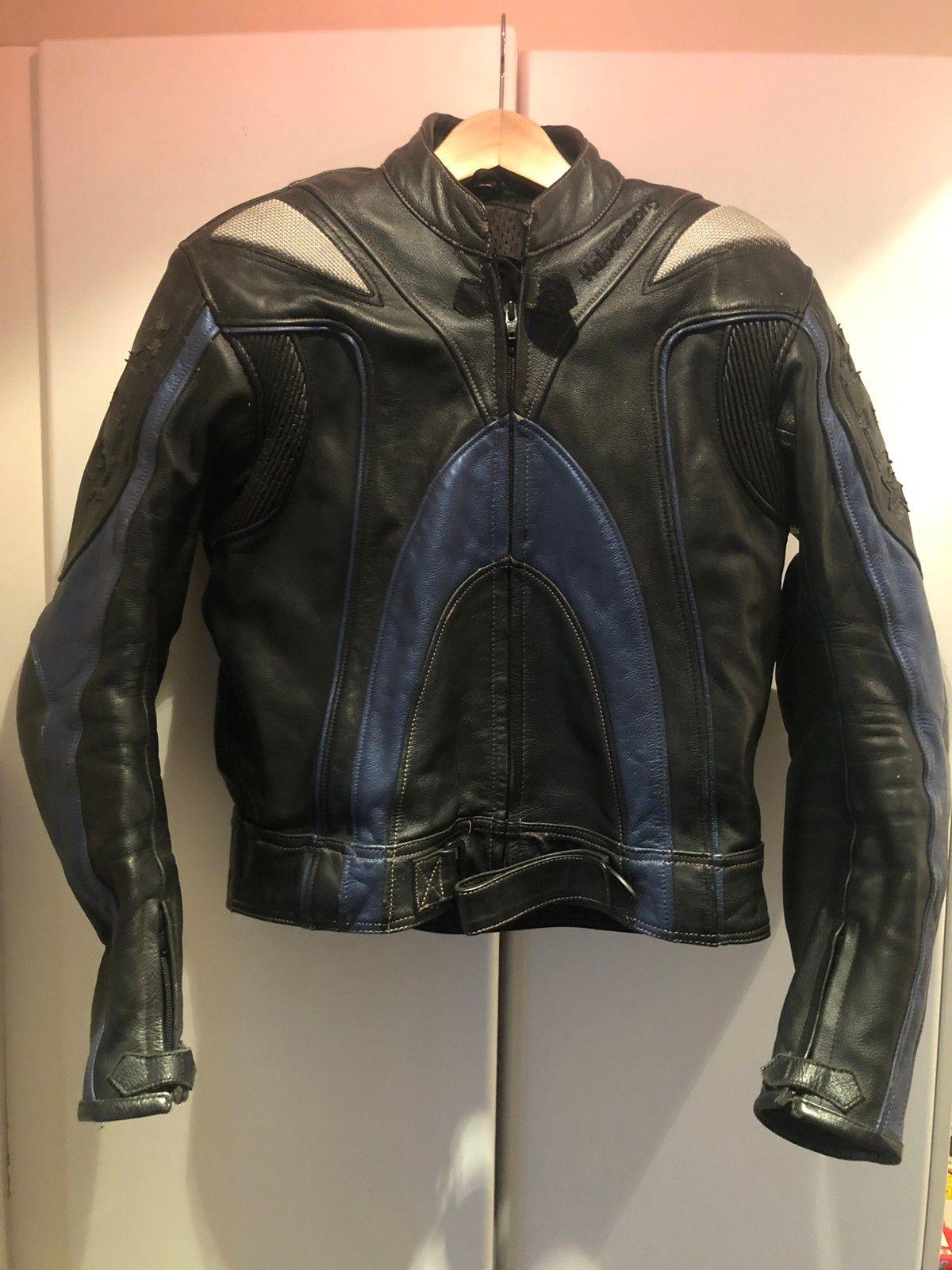 Halvarssons mc dress, skinn bukse og jakke | FINN.no